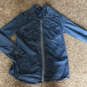 🌸3/20 Jean shirt